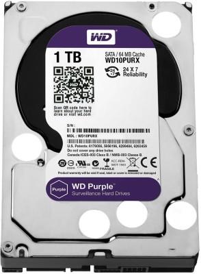 WD Surveillance 1 TB Desktop Internal Hard Drive (WD10PURX)