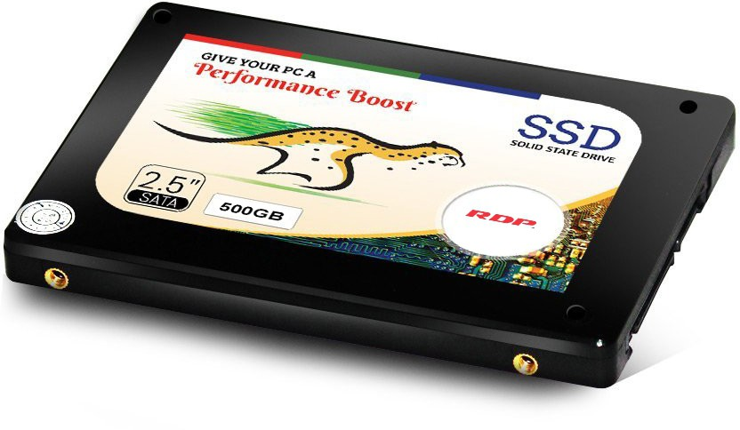 RDP SSD 500 GB Desktop, Laptop Internal Solid State Hybrid Drive (ssd500gb)