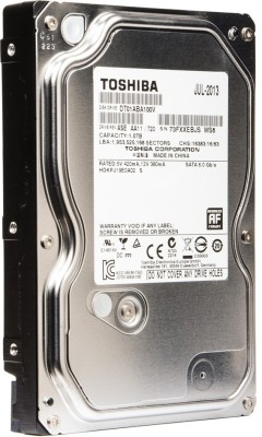 Toshiba DT01ABA100V 1 TB Desktop Internal Hard Disk