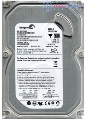 SEGATE NA 160 GB Desktop, DVR Internal Hard Drive (160GB Internal Hard Disk)