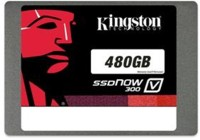 View Kingston v300 480 GB Desktop Internal Hard Drive (SV300S387A) Price Online(Kingston)