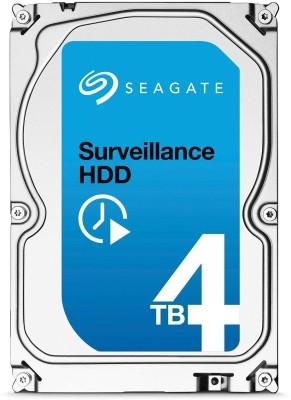 segate Surveillance HDD 4 TB desktop, Surveillance Internal Hard Drive (ST4000VX000)