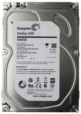 Seagate HDD 4 TB Desktop Internal Hard Drive (ST4000DM000)
