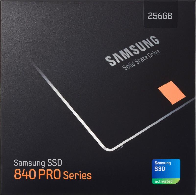 Samsung 840 Pro Series 256 GB SSD Internal Hard Drive (MZ-7PD256BW)
