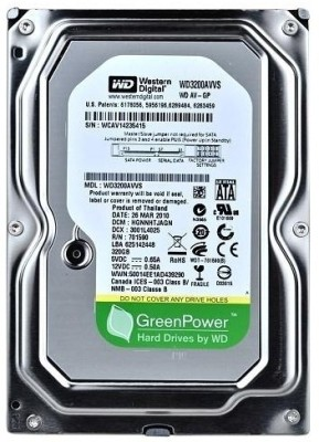 WD Green Power (WD250AVVS) 250GB Desktop Internal Hard Disk