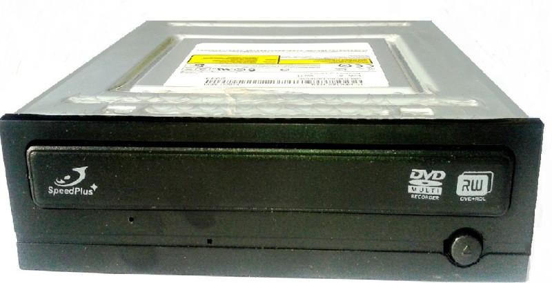 TacGears TG-24XINTDVDWR-SATA DVD Burner Internal Optical Drive(Black)