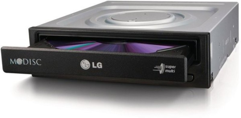 LG GH24NSD1 DVD Burner Internal Optical Drive(Black)
