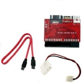 Tech Gear IDE / SATA Converter PCI Internal Sound Card(2.1 Audio Channel)