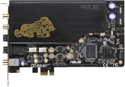 Asus XONAR ESSENCE STX PCI Express Internal Sound Card