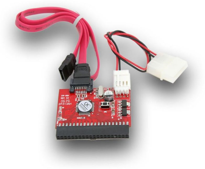 AVB Bi-Directional IDE/SATA Converter-Sata to IDE with Cable PCI Internal Sound Card(2.1 Audio Channel)