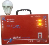 Ritz Intra Mini Home Inverter 45 Watt Battery Not Include With Heavy Mattel Body & Original Cooper Transformer Modified Sine Wave Inverter