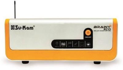 Su-Kam Brainy Eco Solar HUPS 1100/12V Brainy Eco 1100/12V Pure Sine Wave Inverter