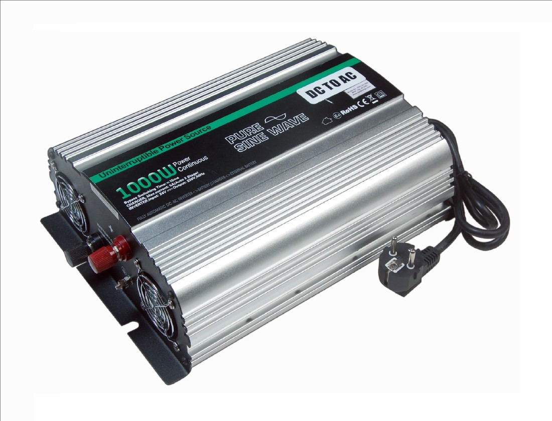 SPD ENERGY UPS-1000-242 Pure Sine Wave Inverter