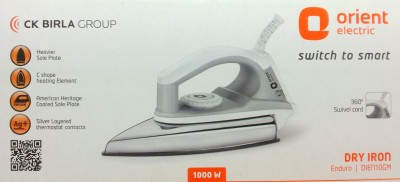 Orient ENDURO Dry Iron(WHITE GREY)