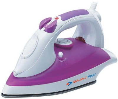 Bajaj Majesty Rave Steam Iron Steam Iron(Purple)