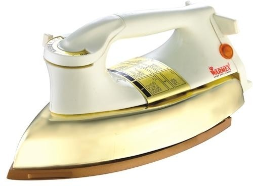 View Warmex DI999 Dry Iron(Ivory) Home Appliances Price Online(Warmex)
