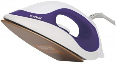 Flatron zest Dry Iron(White, Purple)