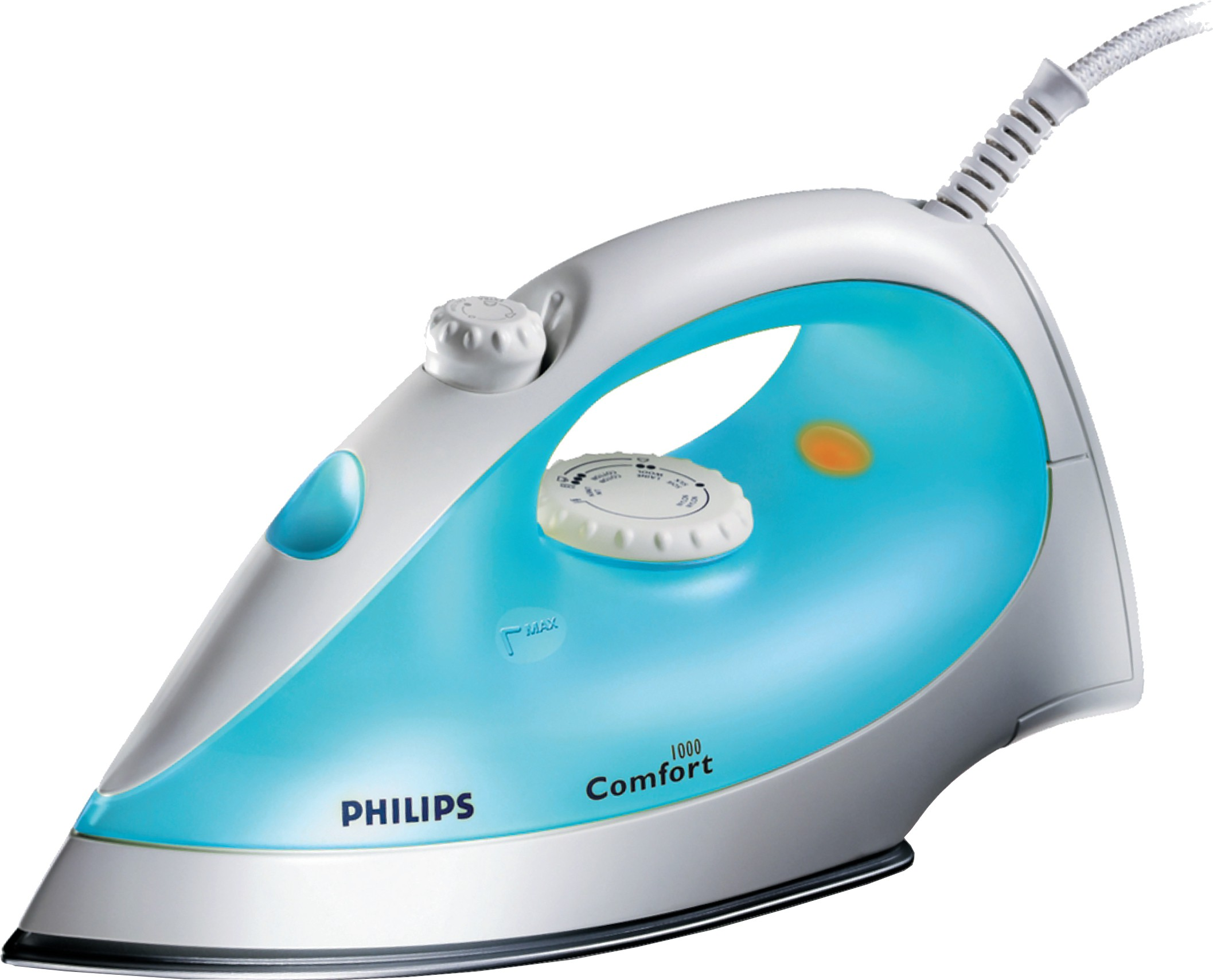 how to clean phillips steam iron
