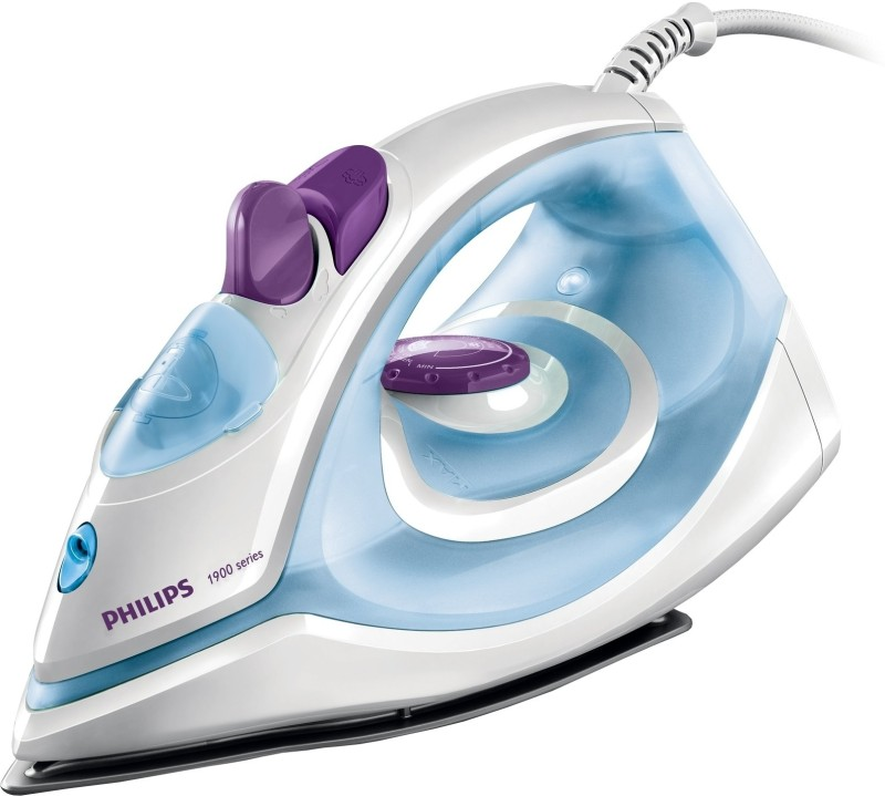 Philips GC1905 Steam Iron, 1440 W(White and blue)