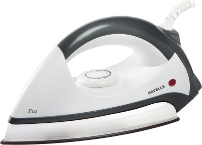 Havells Era Dry Iron(Grey and White)