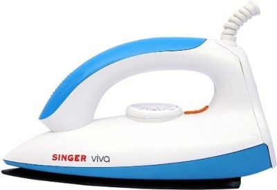 Singer VIVA Dry Iron(Blue, White)
