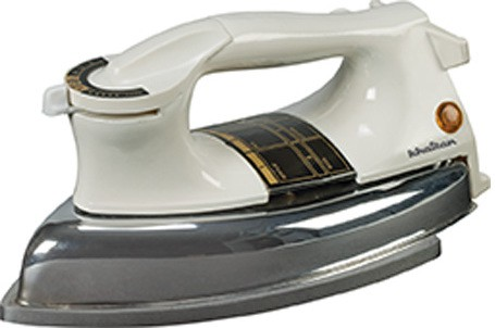 View Khaitan Dry Iron Dry Iron(White) Home Appliances Price Online(Khaitan)