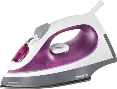 Havells GHGSIATU125 Steam Iron(Purple)