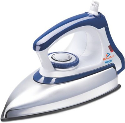 Bajaj DX11 Dry Iron(Blue, White)