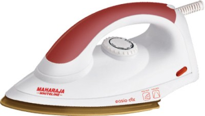 Maharaja Whiteline DI-106 Dry Iron(Red)