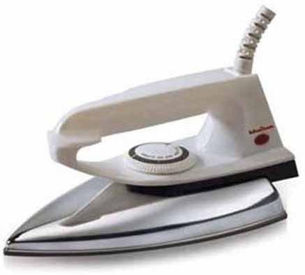 View Khaitan NANO DX KD|1017V Dry Iron(ivory) Home Appliances Price Online(Khaitan)