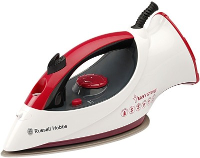 Russell Hobbs RHRES2200 Steam Iron(Red & White)