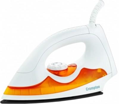 Crompton PD PLUS Dry Iron(White, Orange)