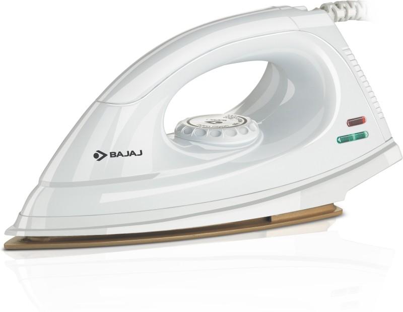 Bajaj DX 7 Light Weight Dry Iron(White)