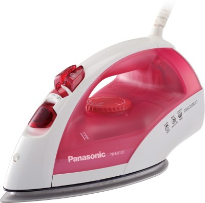 Panasonic NI-E410TRSM Steam Iron(Red)