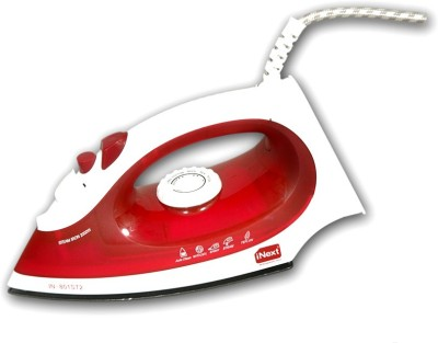 iNext IN-701ST1 Steam Iron(Red)