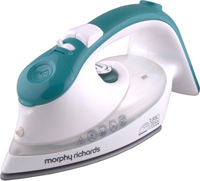 Morphy Richards Turbo Steam Dual Zone Iron