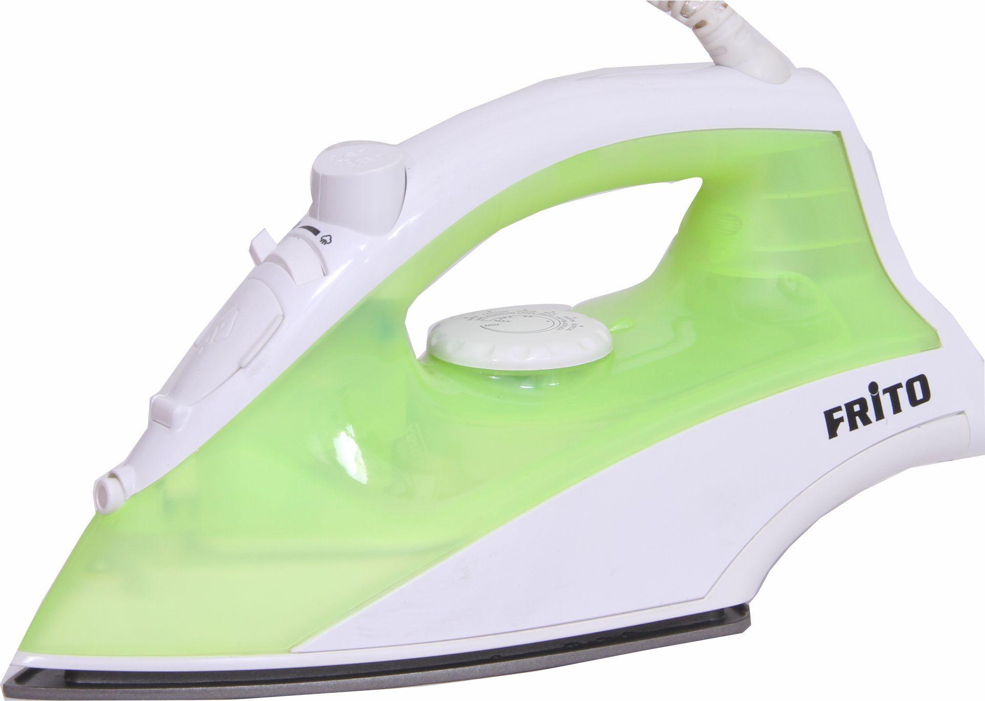 View FRITO 1701 Steam Iron(Green) Home Appliances Price Online(Frito)