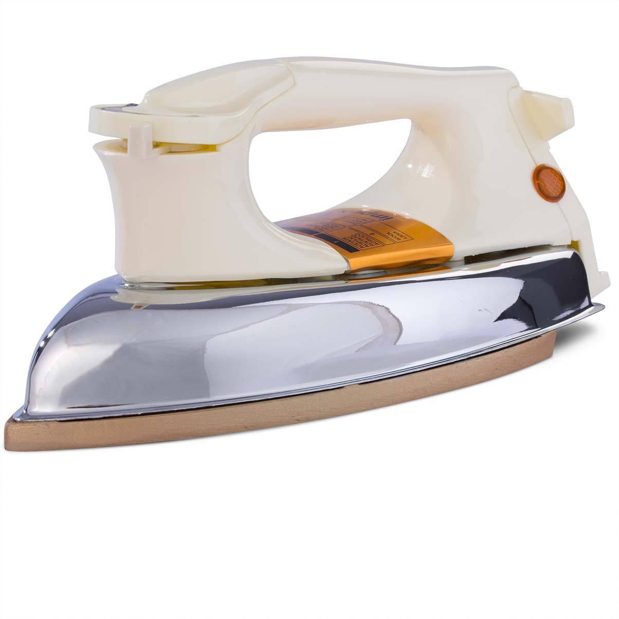 View Impex IB22 Dry Iron(White) Home Appliances Price Online(Impex)