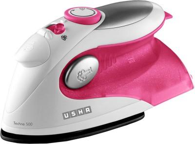 Usha technetraveliron Steam Iron(Pink)