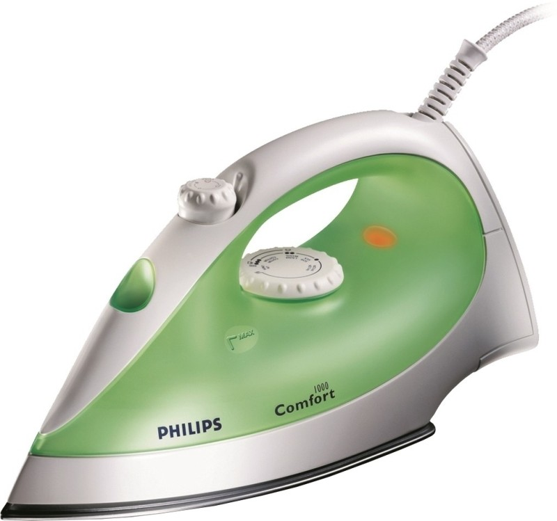 Philips GC1010 Steam Iron(Green)