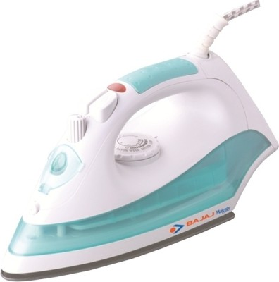 Bajaj Majesty MX 8 Steam Iron(Green)