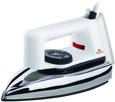 Bajaj Popular 1000 Watts Dry Iron(White)