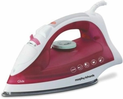 Morphy Richards Glide Steam Iron(Wine Red)