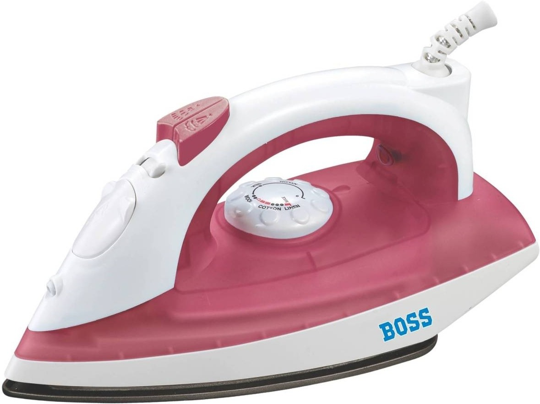 View Boss Impress (B310) Steam Iron(White) Home Appliances Price Online(Boss)