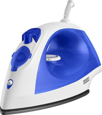 Usha 3412 Steam Iron(Blue)