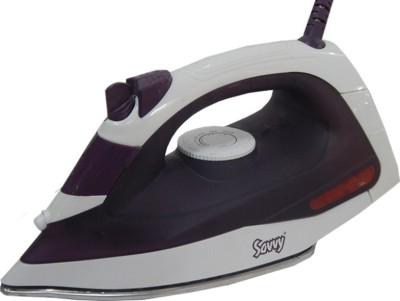 Savvy SI-18 Steam Iron(Purple)