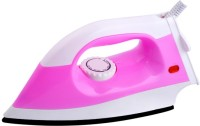 United Wave Isi Mark Dry Iron(White, Pink)