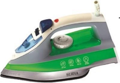 Surya creaz-o Steam Iron(Green, White)