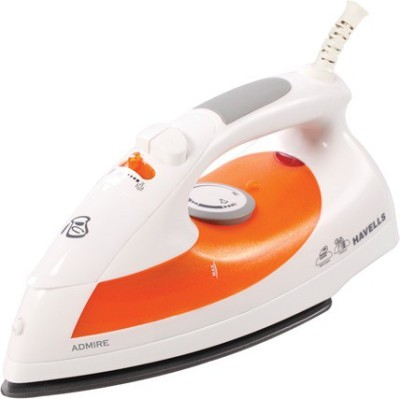 Havells Admire 1600 Watts Steam Iron(Orange)