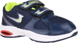 Windy Boys & Girls Velcro Running Shoes(Multicolor)